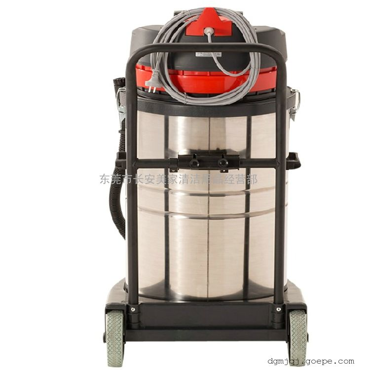 批发嘉美工业吸尘器BF580双马达吸尘吸水机 工厂车间酒店宾馆用