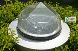 正能量科技导光管自然采光系统备受推崇