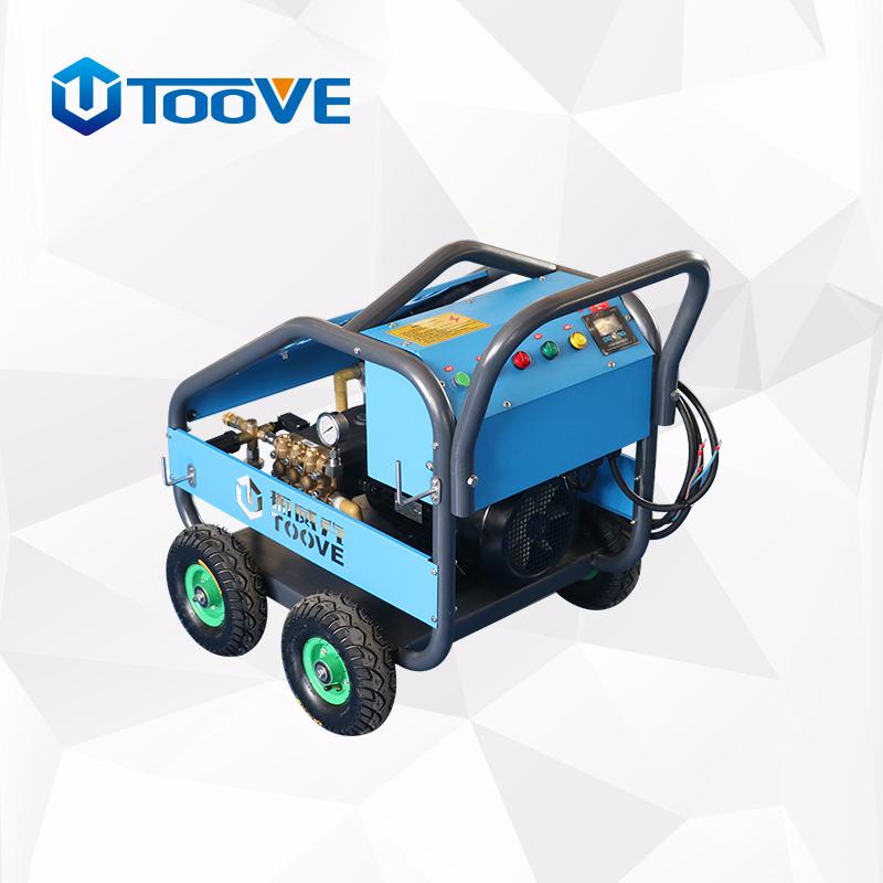 280公斤电动高压清洗机养殖场刚才地面日常清洗机