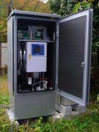 MWB4-70二次供水浊度余氯PH在线监测仪