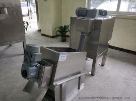 时代环保_叠螺式污泥脱水机