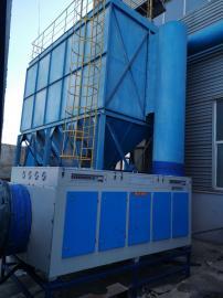 科信GY-30000 UV光氧净化除异味除臭印刷厂