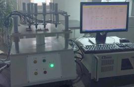 12工位按键开关荷重行程手感试验机