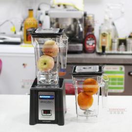 美国 blendtec商用冰沙机 SPACESAVER料理机碎冰榨汁机