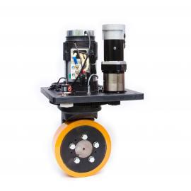 意大利CFR立式舵轮 MRT23可用于叉车agv 公铁两用车 牵引大