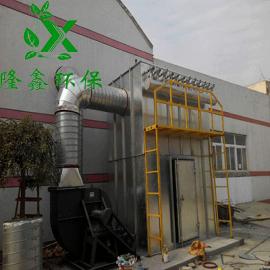 耐火材料厂粉尘处理装置/废气治理工程