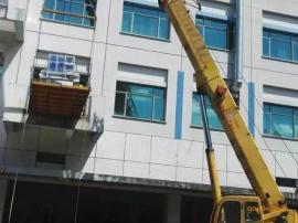 市内关内通行证吊机吊车出租赁吊装搬迁服务