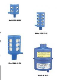 消音过滤器9955-05-DX 9955-11-DX 9955-12-DX 18/18-DX
