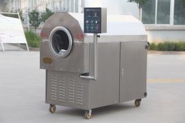 供应板栗专用混炒机器---智工汇电磁保板栗混炒机