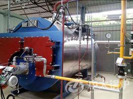 3吨燃气常压热水锅炉_厂家直销燃气冷凝锅炉