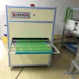 光学电子吸塑托盘静电除尘设备