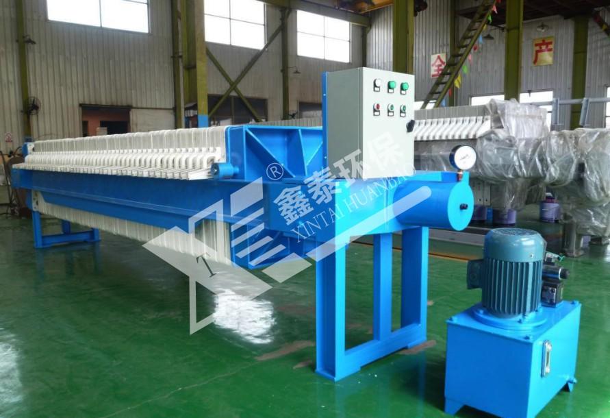 XTBK板框厢式污泥压滤机