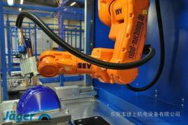 瑞士ABB机器人配套自动换刀打磨铣削雕刻高速电主轴德国Jager