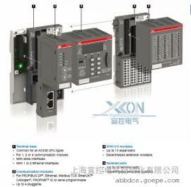 ABB PLC模块DC523 DO524(DC551)AC500