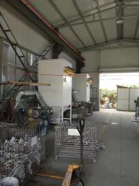 打磨车间粉尘治理方案 除尘系统设计实地成功案例