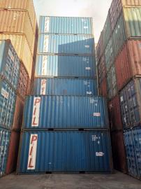京津冀二手集装箱 航运摆集装箱 二手货柜 冰箱等包租出售