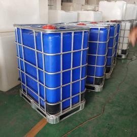 厂家直销500Lpe滚塑吨桶牛筋水产长方形塑料方箱方形吨桶集装桶