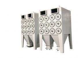 橡胶车间粉尘治理设计方案 滤筒除尘器专业加工定制生产