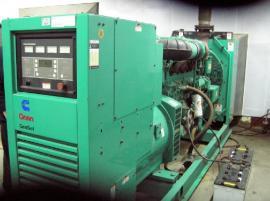 发电机组噪声治理,发电机房噪声控制