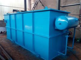 油田污水处理溶气气浮机 高效气浮沉淀一体机