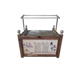 嘉运直销酒店六盒专用油皮机/耐腐蚀豆皮机