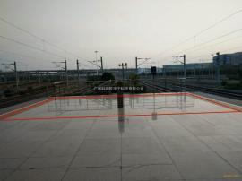 火车站台两端区域人员入侵闯入报警系统