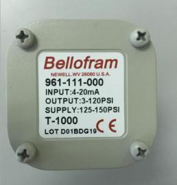 BELLOFRAM T1000 961-074-000转换器 现货