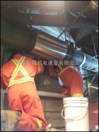 天然气管道冷冻封堵抢修,天然气井口不停输封堵设备