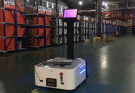 智能仓储机器人