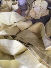 电厂专用除尘布袋A高温除尘布袋-家园环保布袋厂家