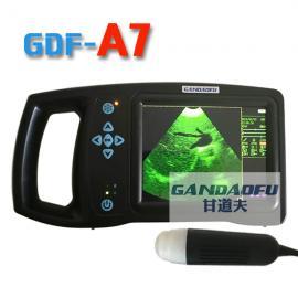 便携式母猪测孕仪机械探头猪用B超厂家GDF-A7