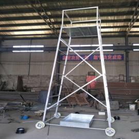 BT/6M铝合金梯车BT/10M钢制接触网铁路梯车台