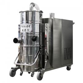 定制11KW大功率工业吸尘器移动式重工业专用吸尘设备吸铁屑焊渣