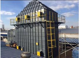定型机废气净化设备 废气治理整体解决方案 一站式解决环保问题