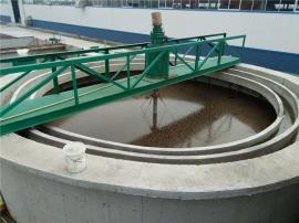 沉淀池排泥中心传动刮泥机 诸城善丰刮泥机