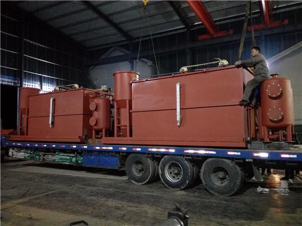 采油厂撬装一体化污水处理设备 油田污水处理设备