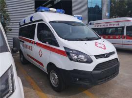 商用急救车厂家救护车布局豪华救援车