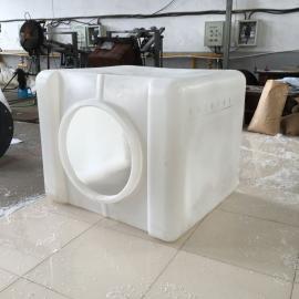厂家直销运输桶1000L大口径集装桶吨桶堆码桶可配DN80阀门