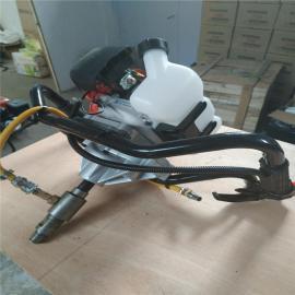 直销便携式取芯背包钻机 勘探背包钻机 背包式取芯钻孔一体机