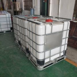 厂家直销塑料吨桶500L液体农化工包装桶液体化工罐油吨桶