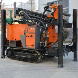 供应液压气动水井钻机 地质勘探取芯气动水井钻机厂家