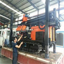 供应大型优质水井钻机 履带式水井钻机 钻机生产车载式钻机厂家