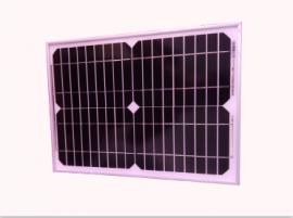 芯诺单晶20w太阳能板 XN-18V20W-M