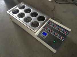 HH-S8数显恒温恒速磁力搅拌水浴锅(无刷电机款) 修改