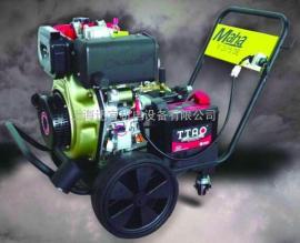 德国MAHA马哈M20/15DE自驱式工业冷水高压清洗机 柴油发动机动力