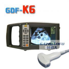 猪用B超配电子探头GDF-K6清晰度高低价优惠