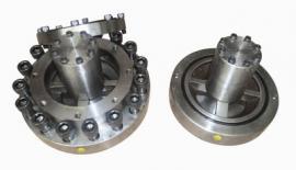 PF-125充液阀 法兰型充液阀