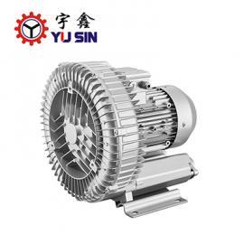 供应宇鑫漩涡气泵大功率低噪音工业吸尘器用高压气泵