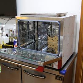 意大利VENIX机械热回风喷湿风炉/4盘商用烤箱T043MH进口烘培烤箱