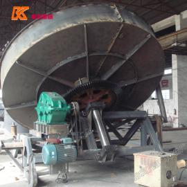 4.2米氧化球团盘式造粒机重型伞齿轮传动